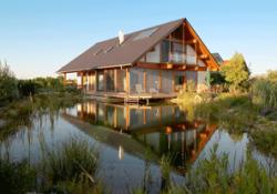 Combien coûte la construction d'une maison en bois ?